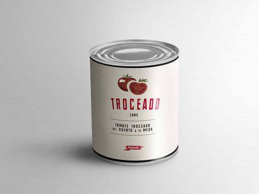 diseño de etiquetas<br><br>taboada