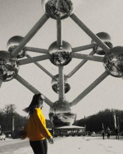 Irene Cristalina Atomium